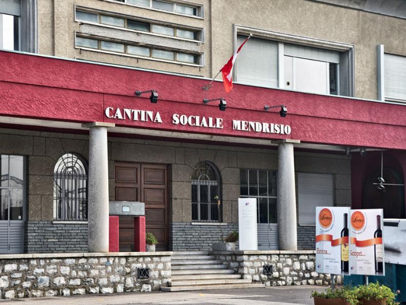 Cantina Sociale Di Mendrisio Homepage Mendrisio