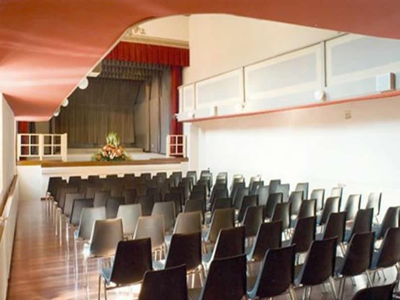 Teatro Sociale Arogno Mendrisiotto Turismo