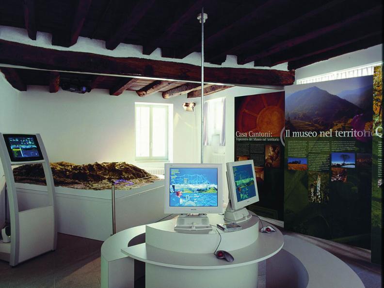 Image 2 - Museo etnografico della Valle di Muggio - Casa Cantoni