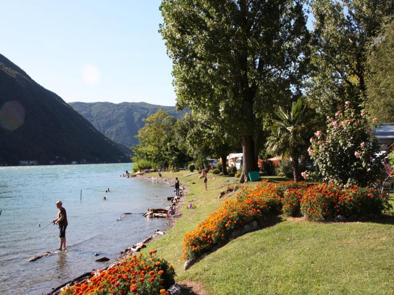 Image 1 - Camping Paradiso Lago Melano