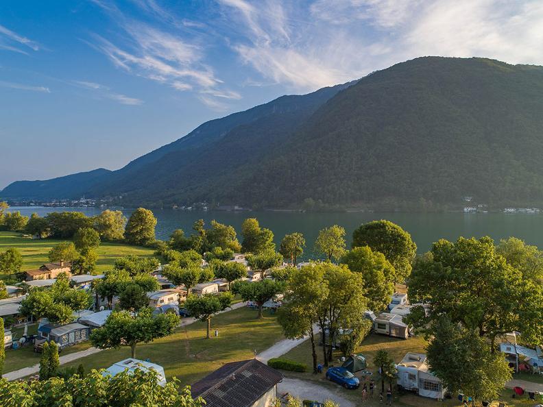 Image 3 - Camping Monte Generoso