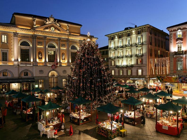 Image 2 - Marchés de Noël au Tessin