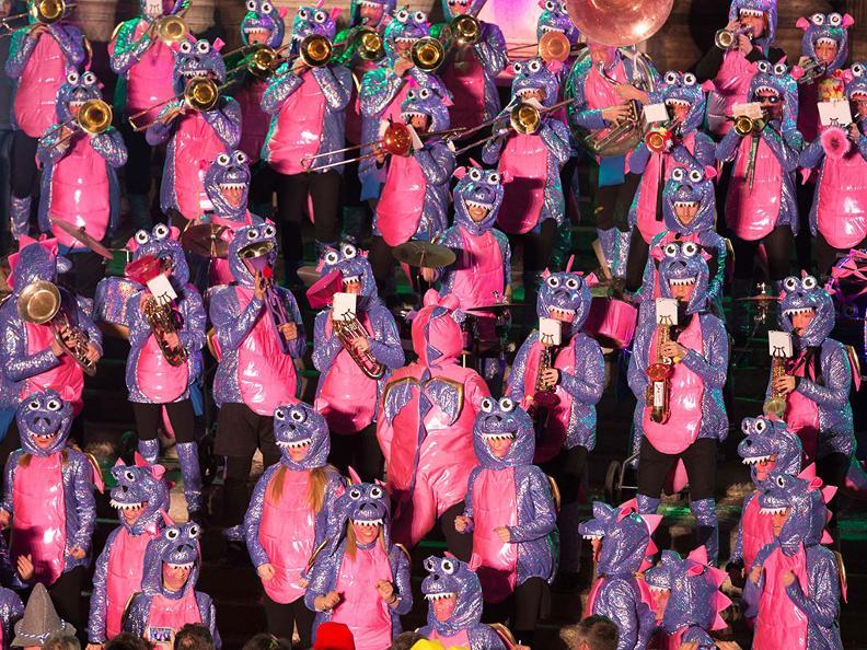 Image 5 - Carnaval au Tessin 2021