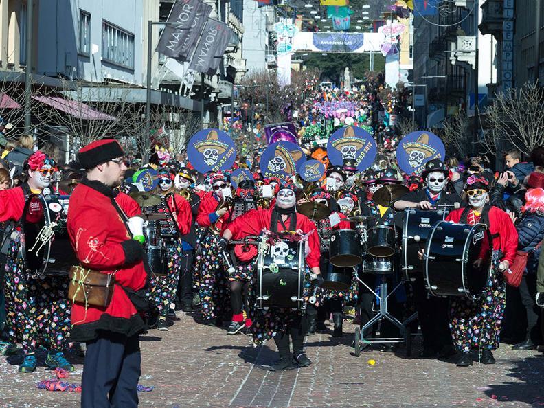 Image 9 - Carnaval au Tessin 2021