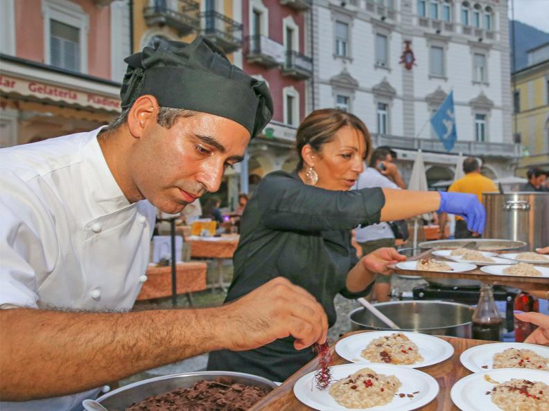 Image 2 - Risotto Hunt - Gastronomic Festival