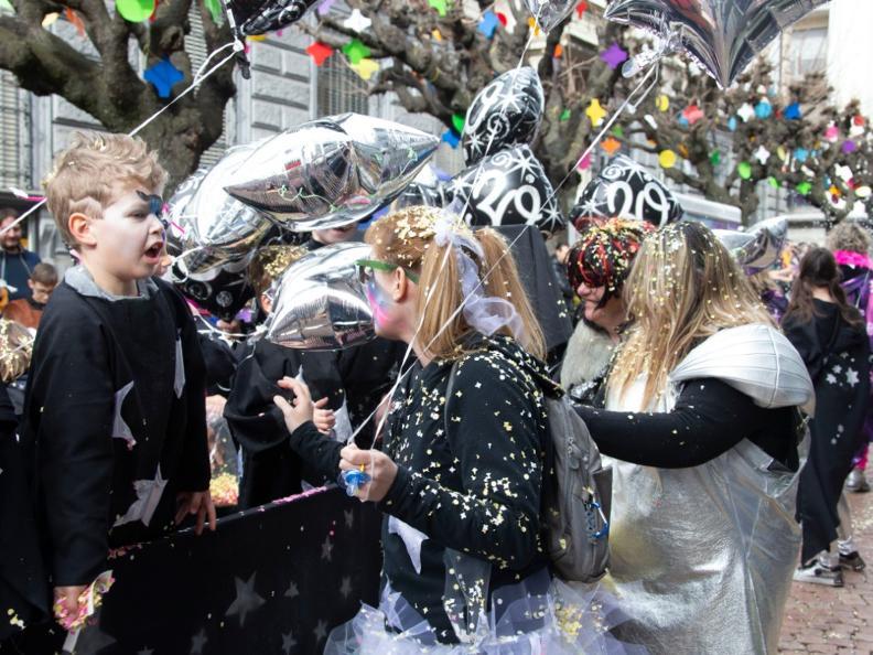 Image 5 - Im Reich von König Rabadan Karneval in Bellinzona
