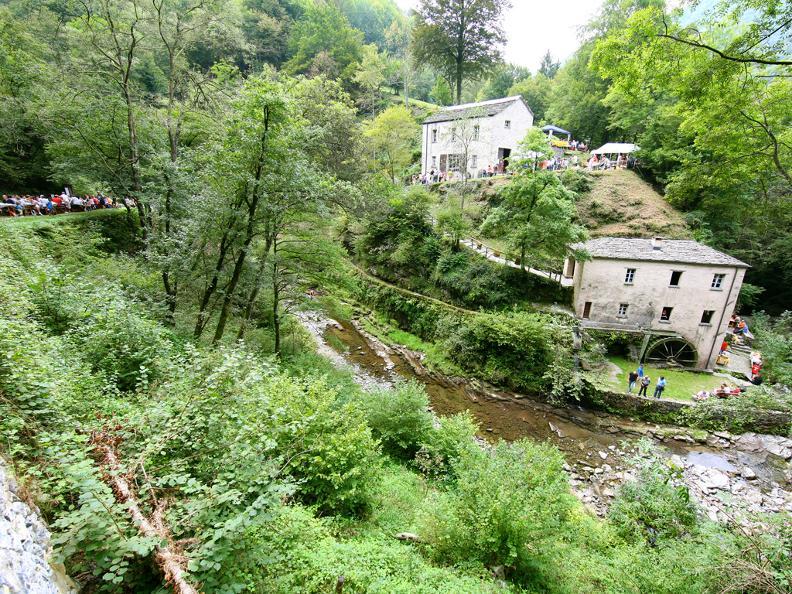 Image 0 - ANNULLATO: Festa al Mulino di Bruzella