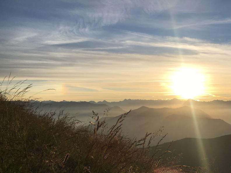 Image 1 - Sunrise Tour Monte Generoso 2020