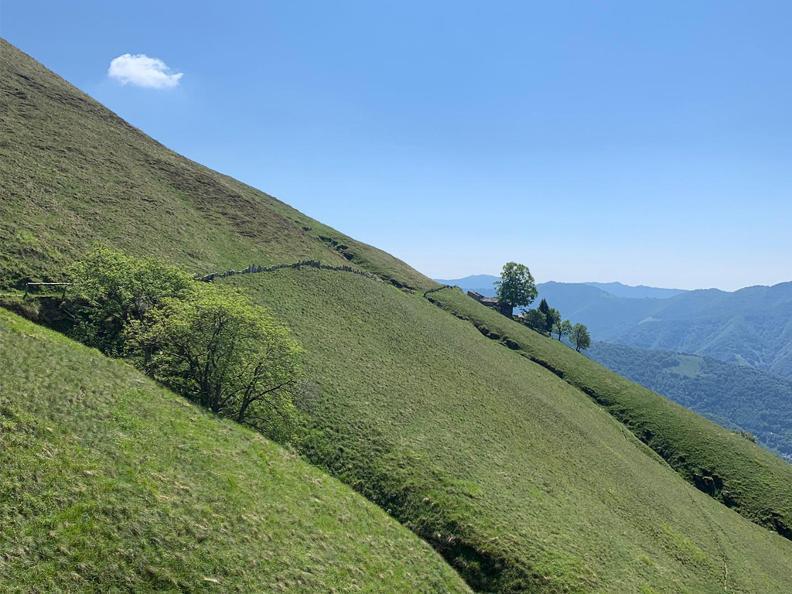 Image 0 - Gli alpeggi del Monte Generoso