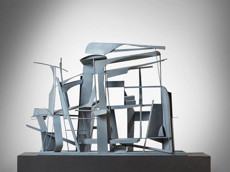 Image 0 - Paolo Bellini. Scultura sinestetica