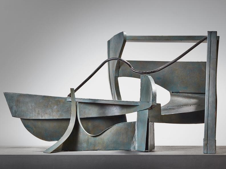Image 1 - Paolo Bellini. Scultura sinestetica