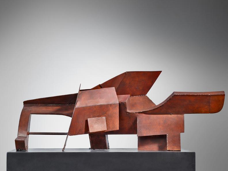 Image 2 - Paolo Bellini. Scultura sinestetica
