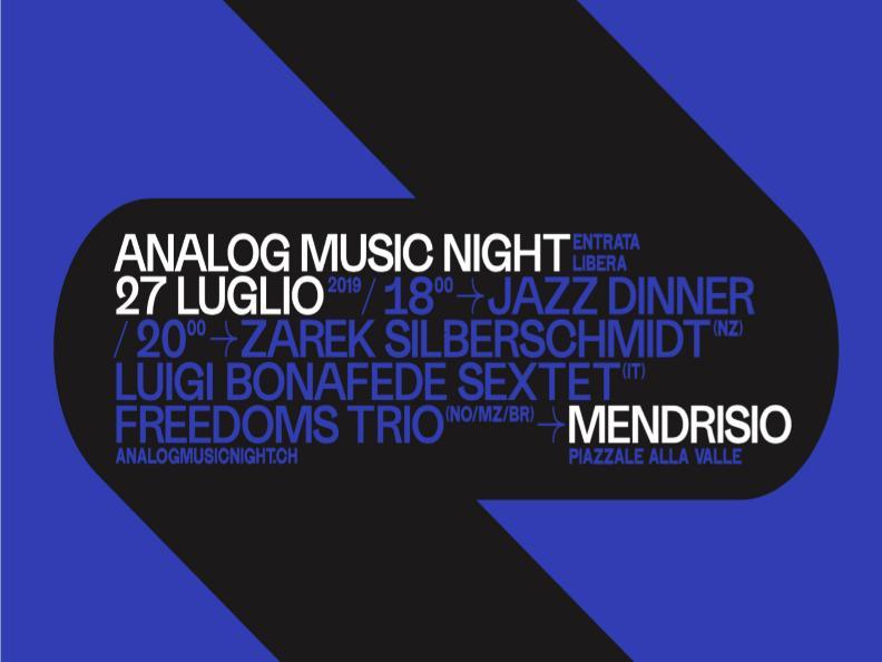 Image 0 - Analog Music Night