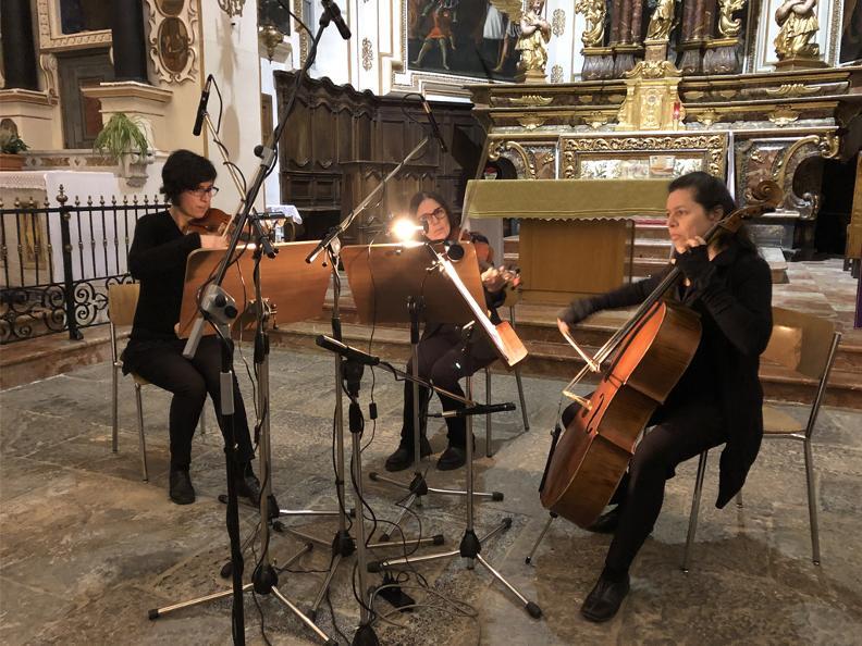 Image 0 - Trio di Archi Femminile - Concerto