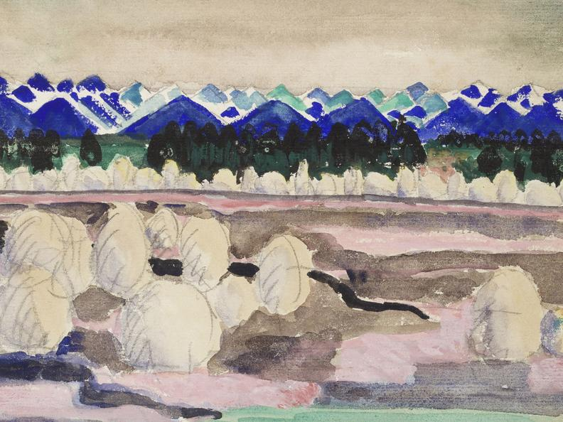Image 2 - I disegni giovanili di Le Corbusier. 1902-1916