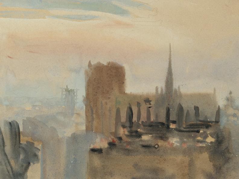 Image 3 - I disegni giovanili di Le Corbusier. 1902-1916
