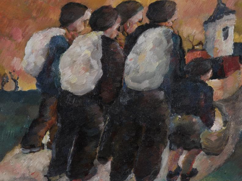 Image 2 - POSTICIPATO: Jean Corty (1907-1946)