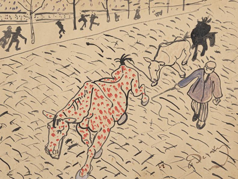 Image 2 - POSTICIPATO: André Derain - Sperimentatore controcorrente