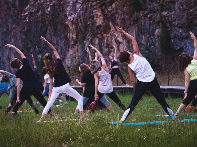 Image 1 - Elemental Yoga - The Power of Nature