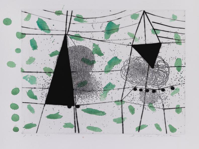 Image 0 - Donazioni II. L'arte al confine fra ricerca e nuove espressioni grafiche
