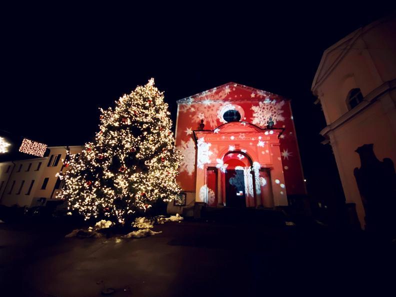 Image 1 - Illuminazioni non solo in Piazza a Stabio