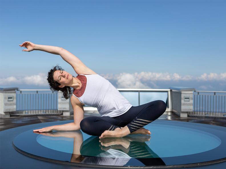 Image 0 - Risveglio Yoga a 1704 metri