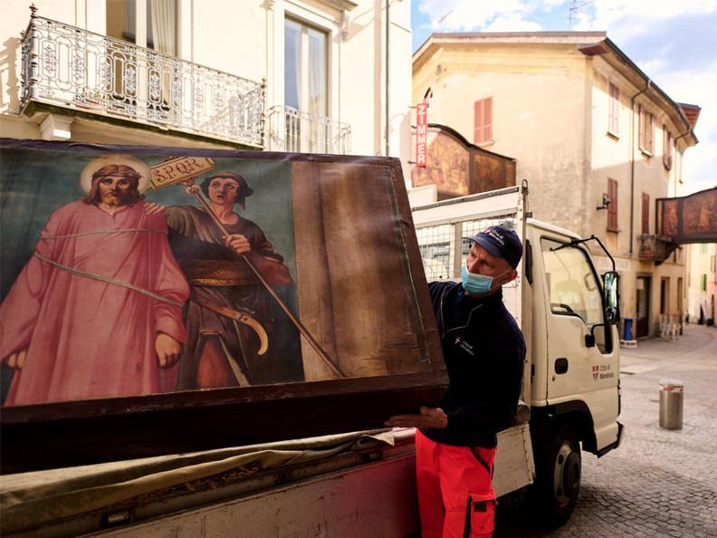 Image 3 - Processioni della Settimana Santa di Mendrisio: un' edizione speciale