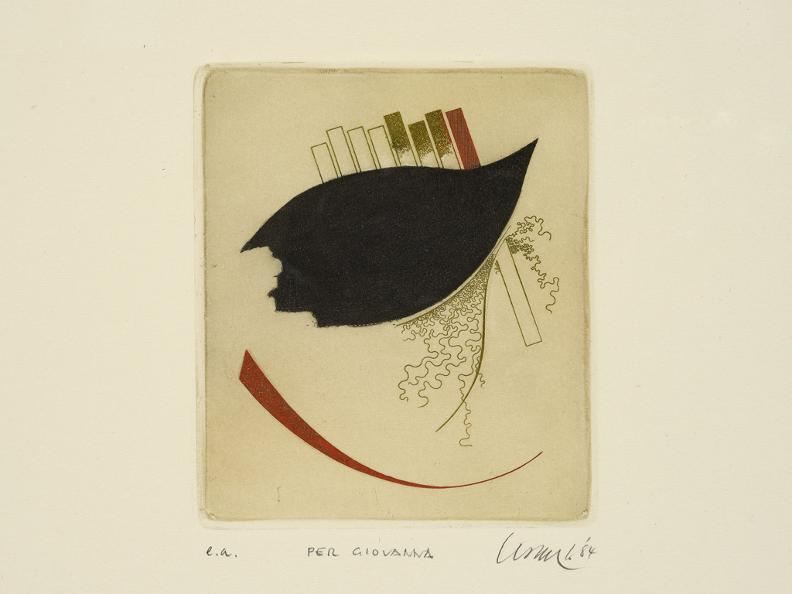 Image 2 - Manlio Monti. Graphic activity and its genesis
