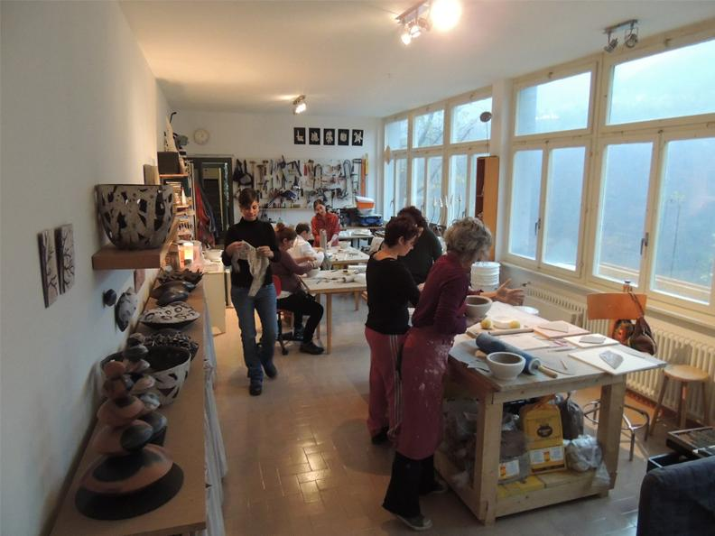 Image 0 - Visite in atelier - Simona Bellini