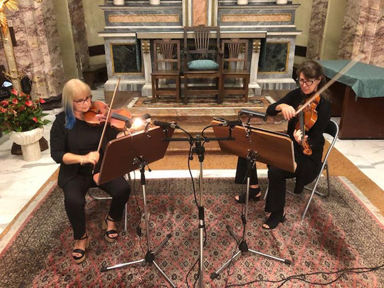 """Image 0 - Duo Solistico dell'Orchestra da Camera """"Arrigo Galassi"""""""