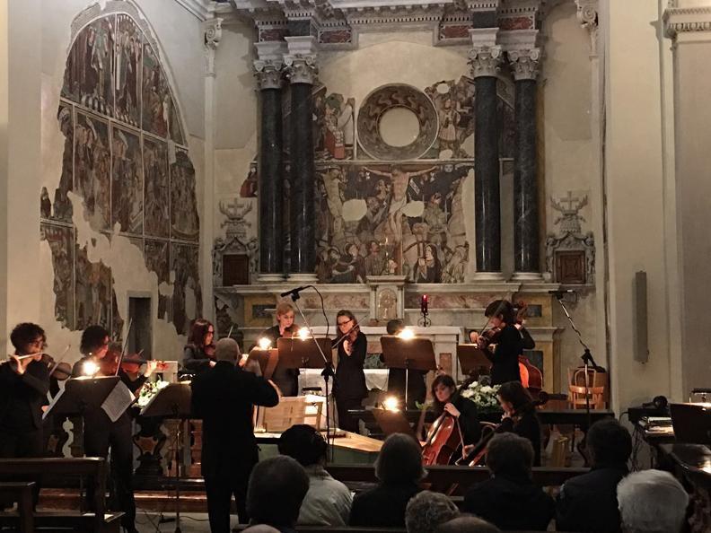 """Image 1 - Duo Solistico dell'Orchestra da Camera """"Arrigo Galassi"""""""