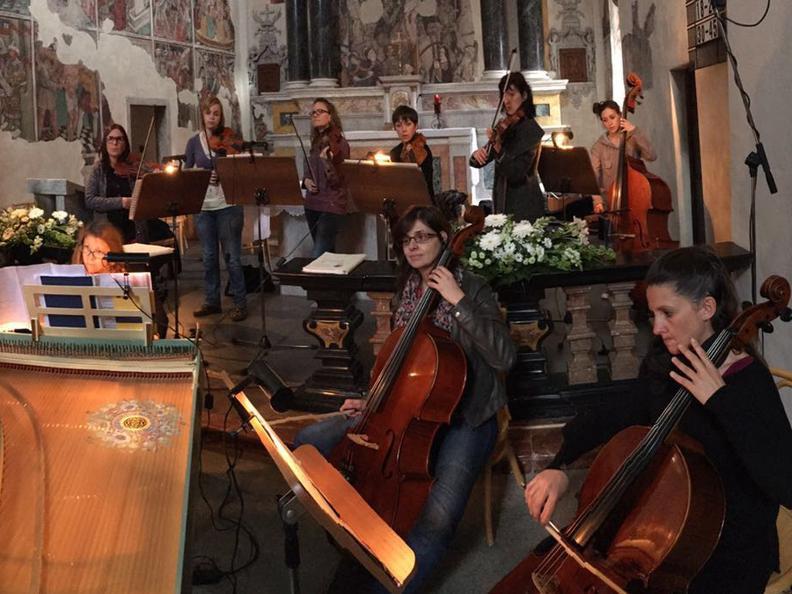 """Image 2 - Duo Solistico dell'Orchestra da Camera """"Arrigo Galassi"""""""