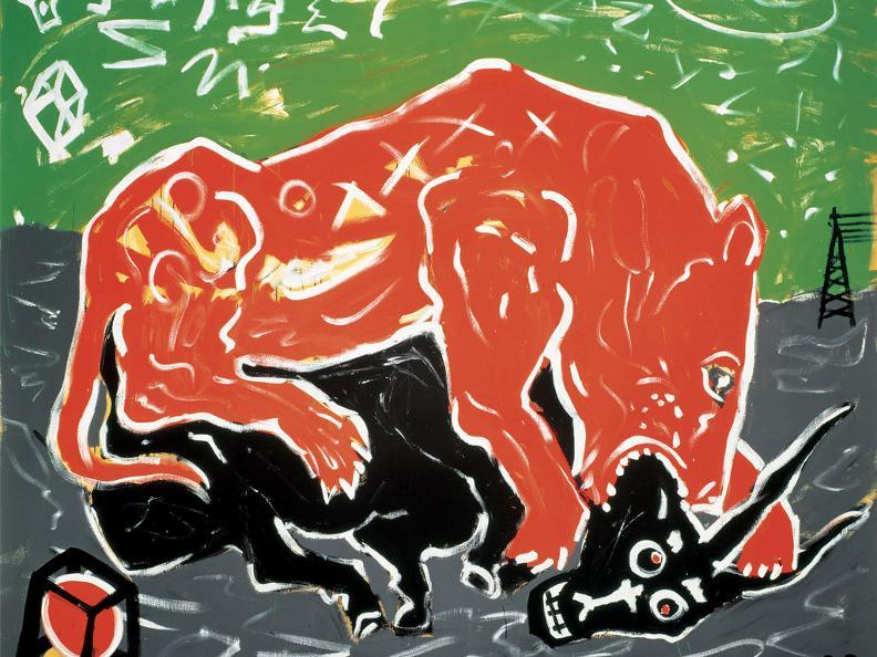 Image 0 - A.R. Penck