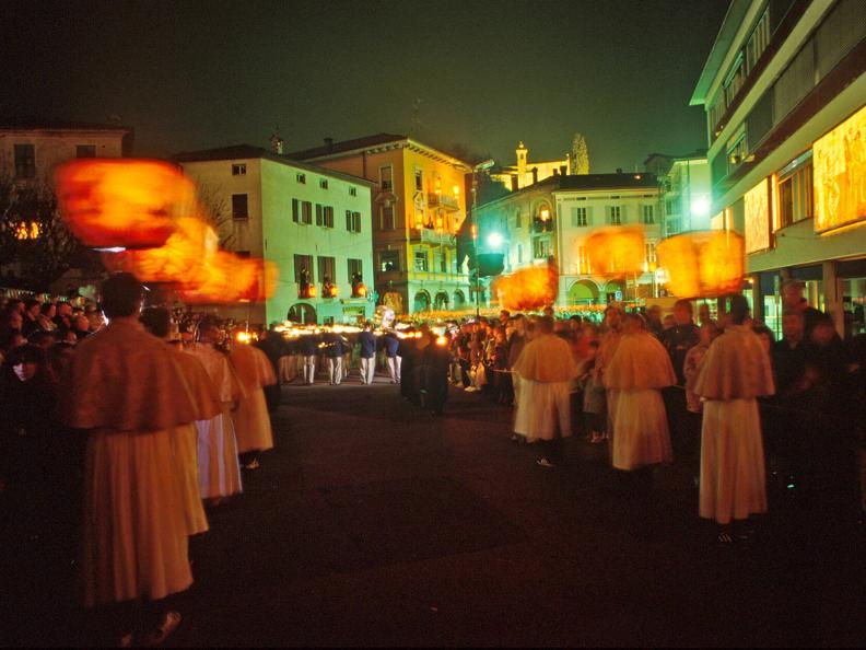 Image 9 - Prozessionen in der Karwoche in Mendrisio