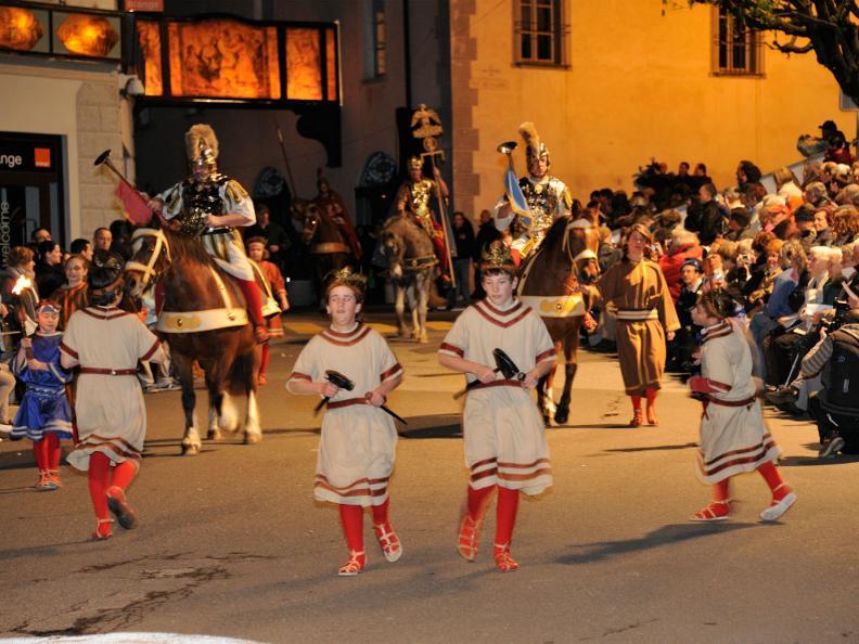 Image 7 - Prozessionen in der Karwoche in Mendrisio