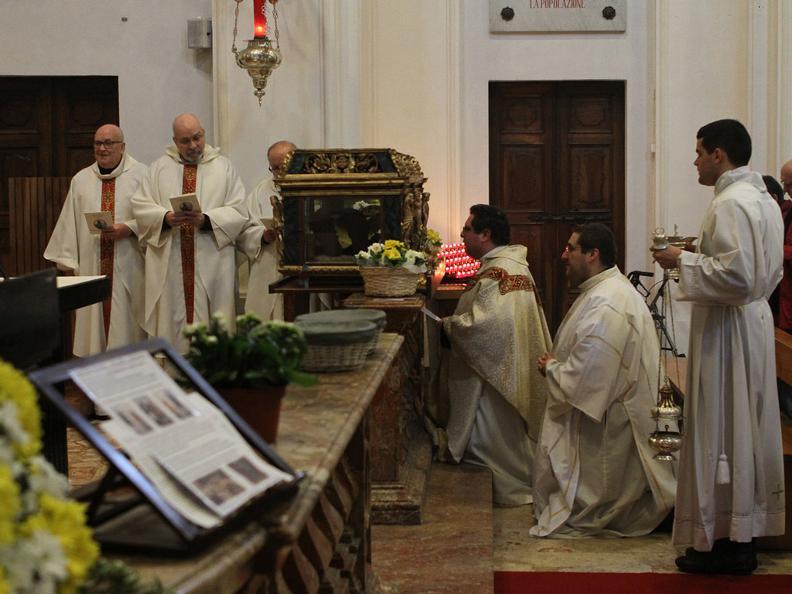 Image 2 - Feast of Blessed Manfredo Settala