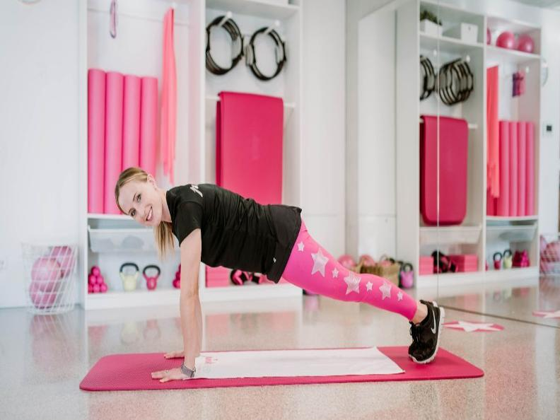 Image 0 - Pilates Into the Pink