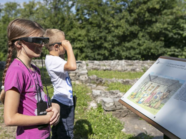 Image 1 - Archäologischer Park in Tremona – Castello