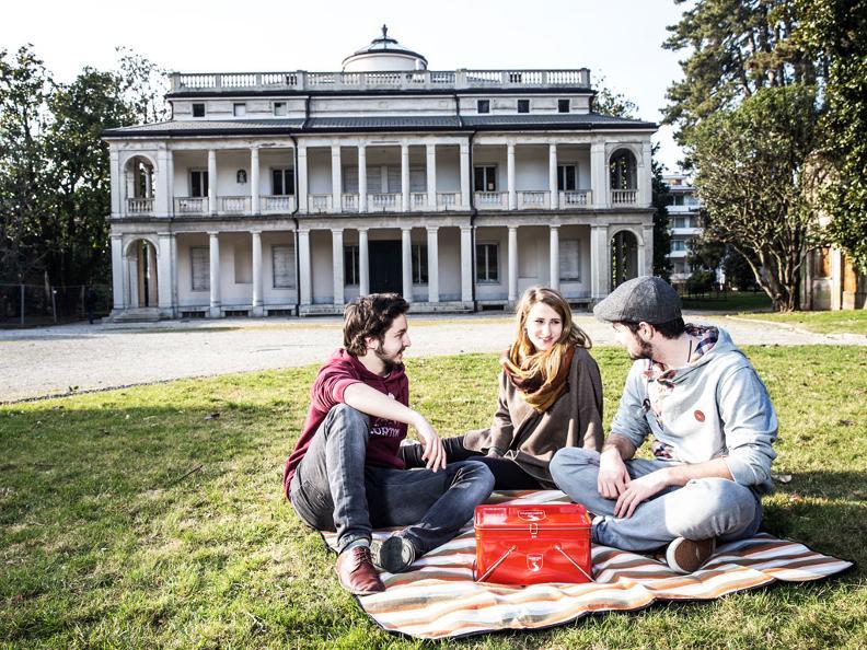 Image 7 - Acquista lo snack-box griffato Grand Tour