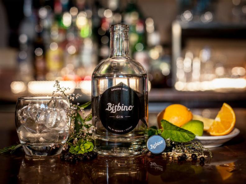 Image 0 - Gin Bisbino - The first in Ticino!