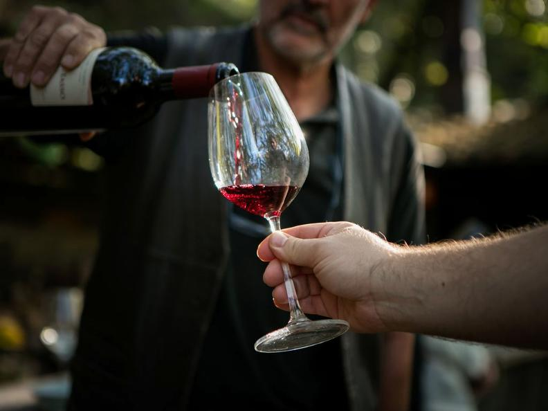 Image 1 - Wine Tasting in the cellar