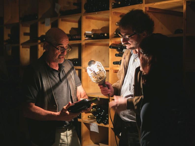 Image 3 - Wine Tasting in the cellar