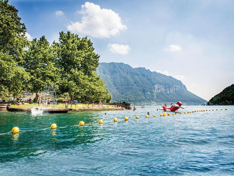 Image 2 - Discover the lake of wonders with Morsetta