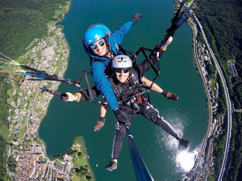 Image 0 - FlyTicino – Paragliding Tandem Flights