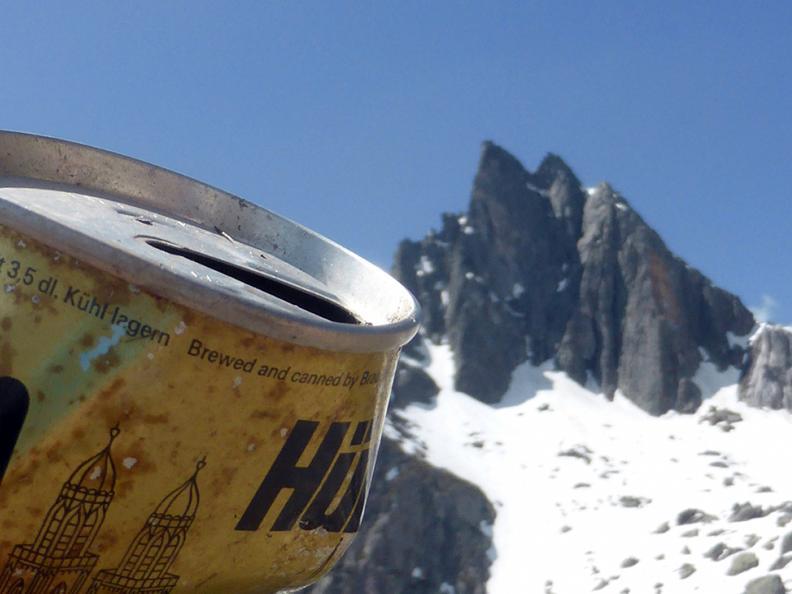 Image 1 - MontagnePulite - Gestione sostenibile delle capanne alpine e dei rifugi ticinesi
