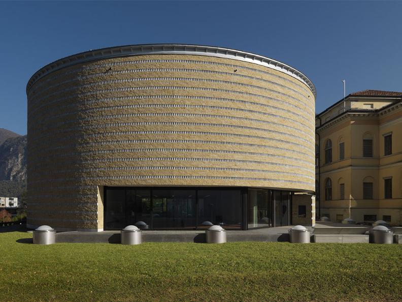Image 0 - Teatro dell'Architettura Mendrisio