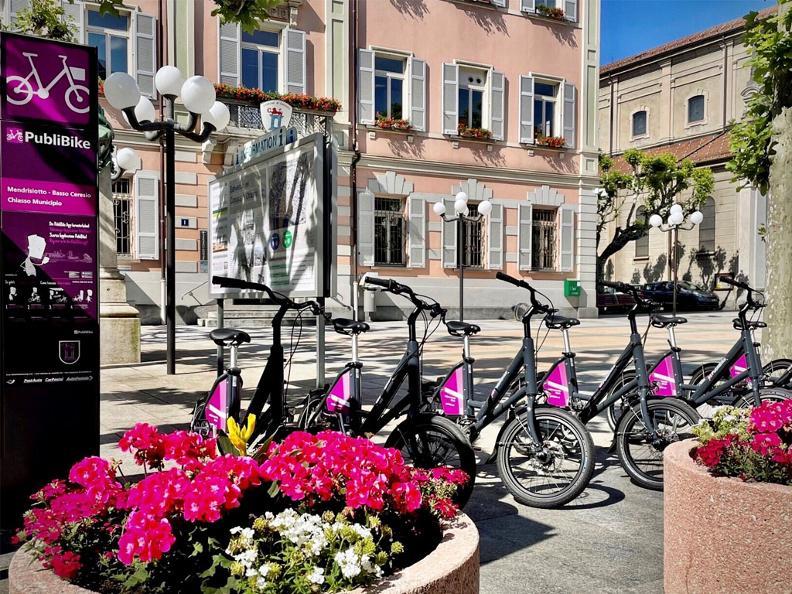 Image 0 - Publibike - Bike sharing Mendrisiotto e Basso Ceresio