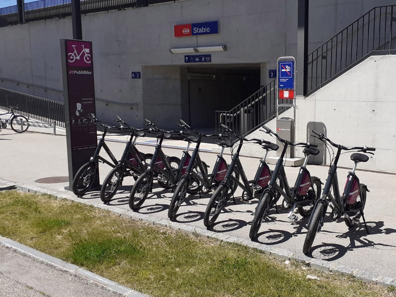 Image 1 - Publibike - Bike sharing Mendrisiotto e Basso Ceresio
