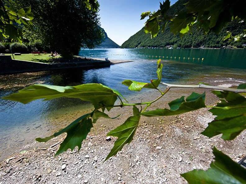 Image 2 - Lido Comunale Maroggia