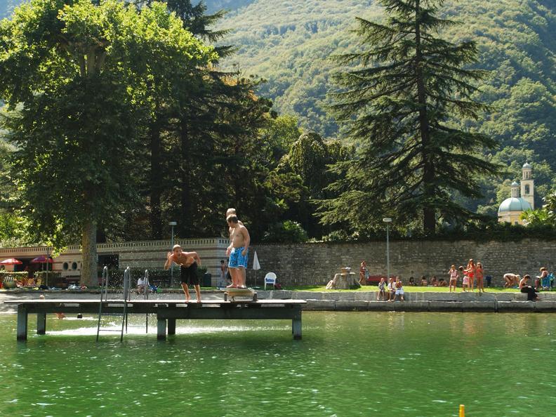 Image 1 - Lido Comunale Riva San Vitale